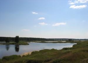 Ворсменское озеро (Тосканка). Ножи Ворсма