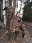 """Охотничья база """"Медвежий угол"""""""